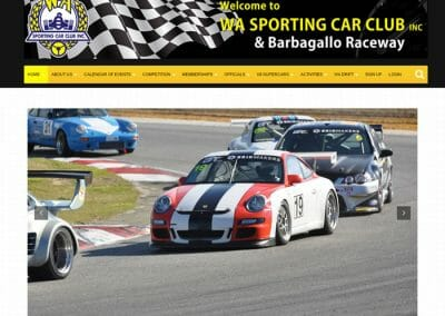 WASCC – Barbagallo Raceway